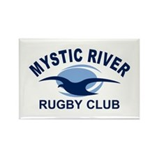 Mystic Rugby Magnet