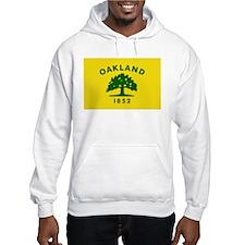 Oakland Flag Hoodie