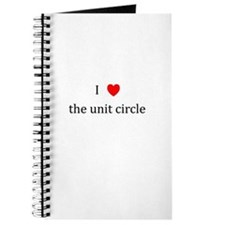 I Heart the unit circle Journal