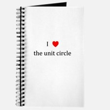 I Heart the unit circle Journal