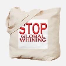 Global Whining Tote Bag