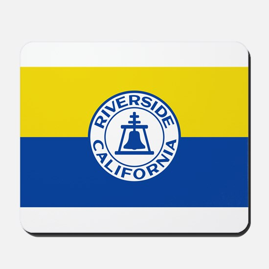 Riverside Flag Mousepad