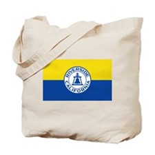 Riverside Flag Tote Bag