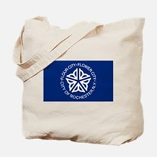 Rochester Flag Tote Bag