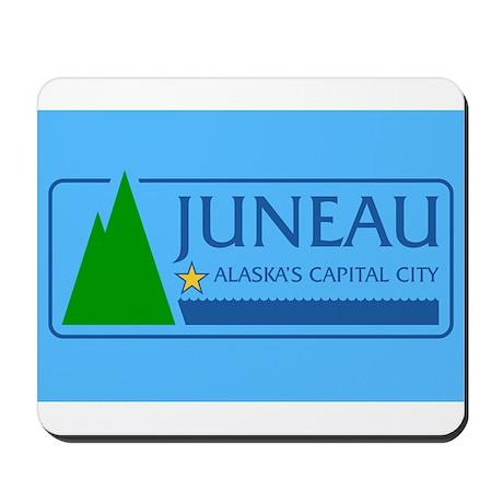 Juneau Flag Mousepad