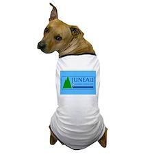 Juneau Flag Dog T-Shirt