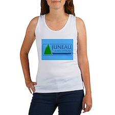 Juneau Flag Women's Tank Top