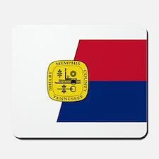 Memphis Flag Mousepad