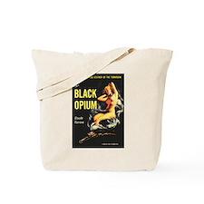 """Tote Bag - """"Black Opium"""""""