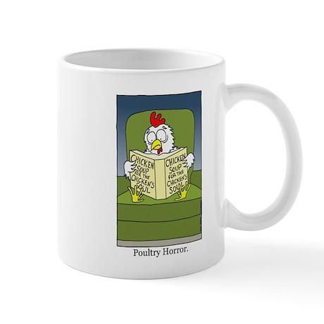 Poultry Horror Mug