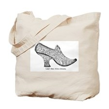 Court Shoe Tote Bag