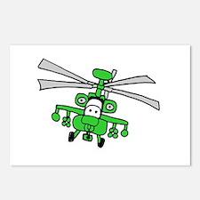 AH-64 Postcards (Package of 8)
