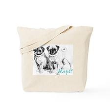 Mops! Tote Bag