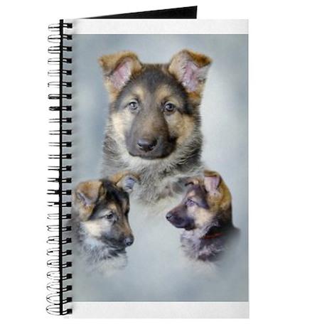 German Shepherd Puppies! Journal