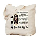 Ticket To Heaven Tote Bag