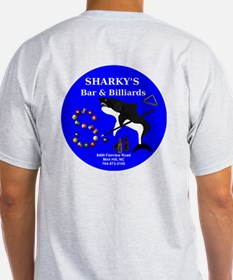 SHARKY'S BAR & BILLIARDS T-Shirt