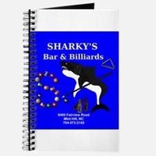 SHARKY'S BAR & BILLIARDS Journal