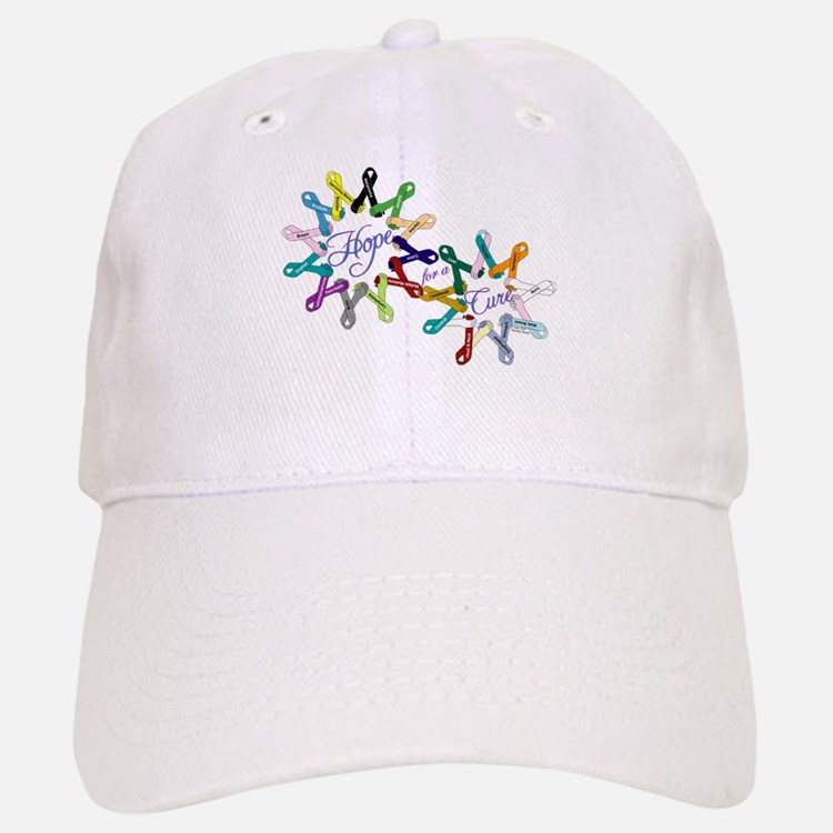 Hope For A Cure Hat