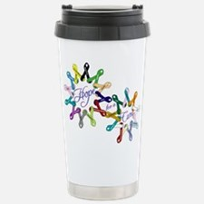 Hope For A Cure Stainless Steel Travel Mug