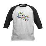 Hope For A Cure Kids Baseball Jersey