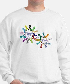 Hope For A Cure Sweater