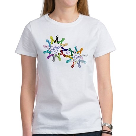 Hope For A Cure Women's T-Shirt