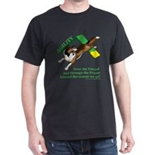 Around the Course We Go! T-Shirt