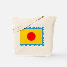 Nguyen Dynasty Flag (Vietnam Tote Bag