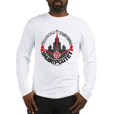 Moscow U Long Sleeve T-Shirt
