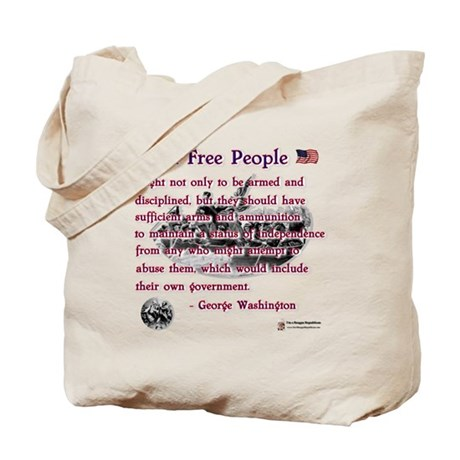 A Free People Tote Bag
