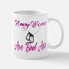 navy wives are bad ass Mug