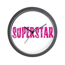 Superstar Wall Clock