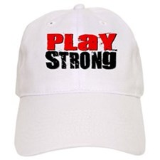 Play Strong Classic Baseball Cap