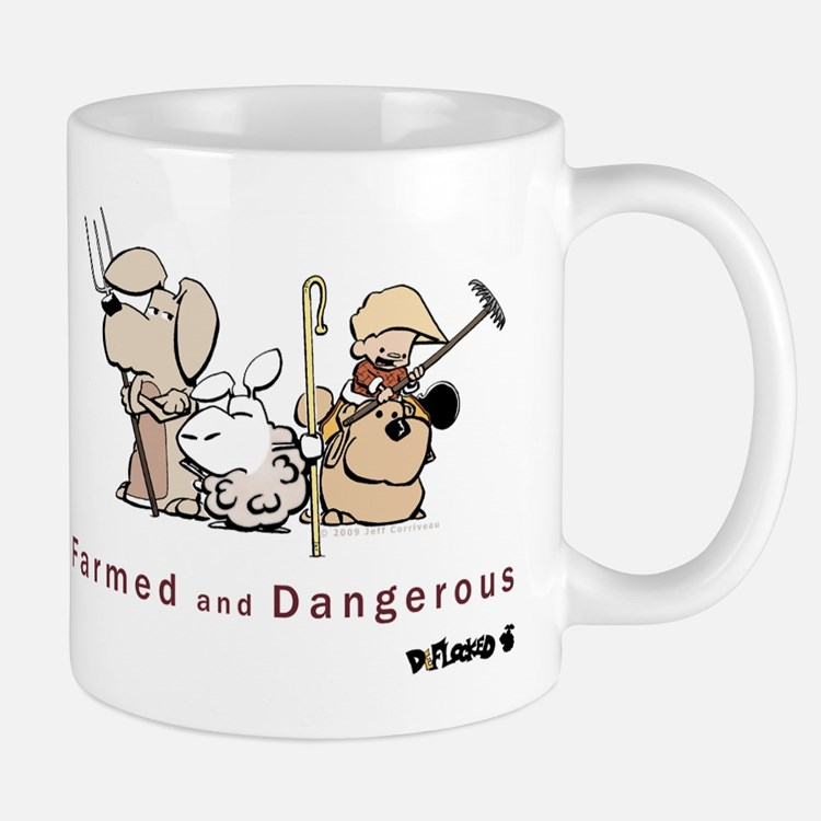 Farmed and Dangerous Mug