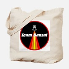 Team Banzai Tote Bag