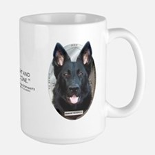 GSD Large 2-sided Mug