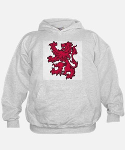 Aslan Is On The Move Hoodie