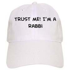 Trust Me: Rabbi Baseball Cap