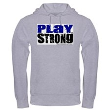 Play Strong Classic Hoodie