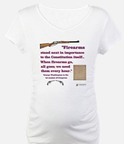 Firearms and the Constitution Shirt