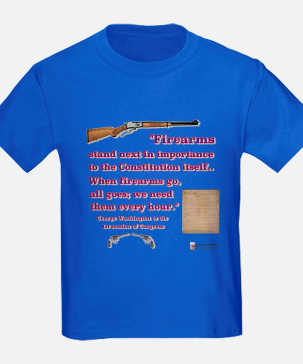 Firearms and the Constitution T