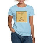 Make coffee, not war! Women's Light T-Shirt