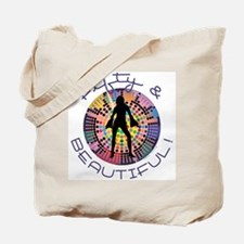 Fifty & Beautiful Tote Bag