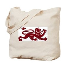Not a Tame Lion Tote Bag