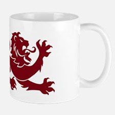 Not a Tame Lion Mug