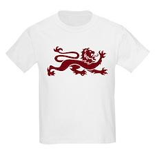 Not a Tame Lion Kids T-Shirt