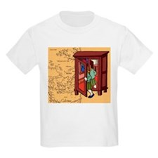 Lucy and the Wardrobe Kids T-Shirt