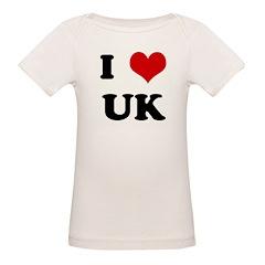 I Love UK Tee