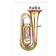 Tuba Postcards (8)