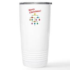 Merry Christmas! Ceramic Travel Mug